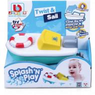 BB JUNIOR vesilelu Splash 'N Play Twist & Sail, 16-89002 16-89002