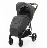 VALCO BABY Jalkapussi vaunuihin Snap 4 Trend / Charcoal 9916 9916