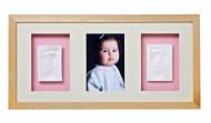 BABY MEMORY PRINT Valokuvakehys, wood color, bmp.052 BMP.052